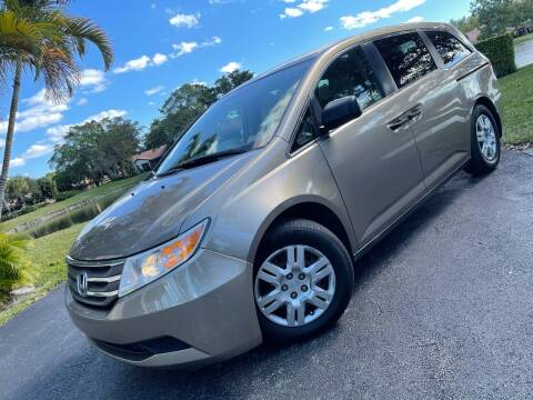 2011 Honda Odyssey for sale at Citywide Auto Group LLC in Pompano Beach FL