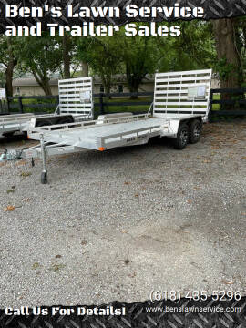 2022 BearTrack BTT81194S for sale at Ben's Lawn Service and Trailer Sales in Benton IL