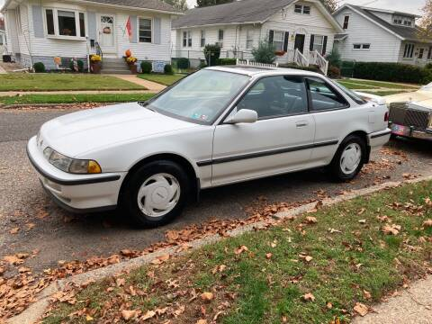 1991 Acura Integra for sale at Michaels Used Cars Inc. in East Lansdowne PA