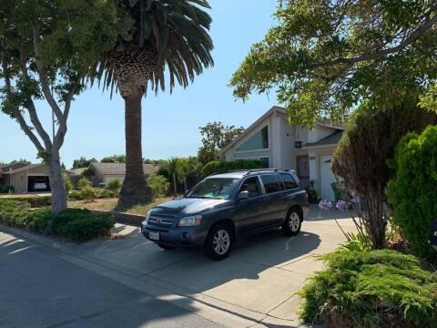 2006 Toyota Highlander Hybrid for sale at Blue Eagle Motors in Fremont CA