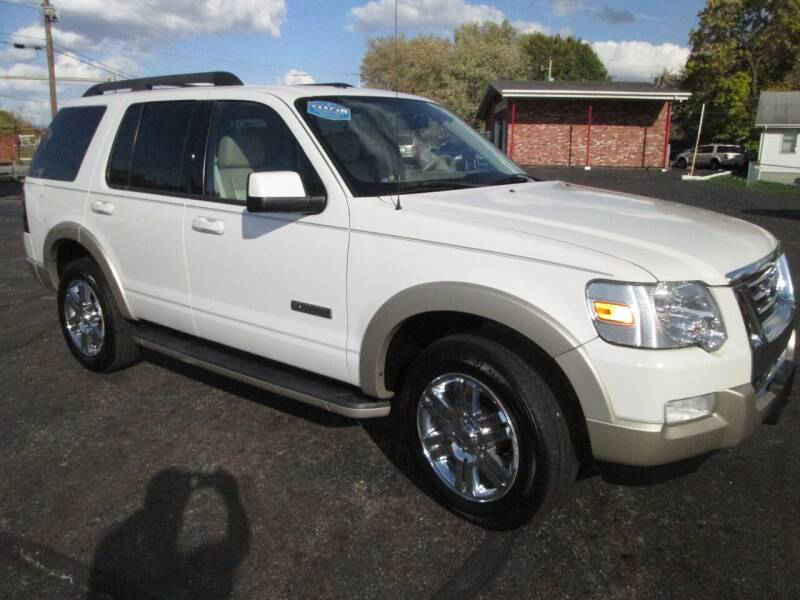 2008 Ford Explorer for sale at Bob's Auto Sales in Canton OH