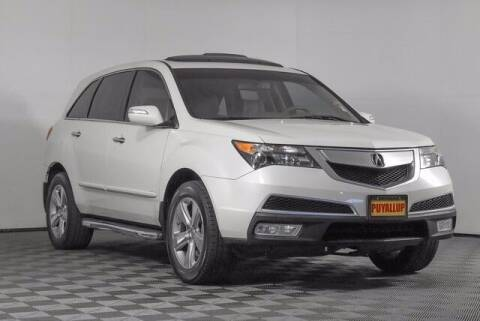2010 Acura MDX for sale at Chevrolet Buick GMC of Puyallup in Puyallup WA