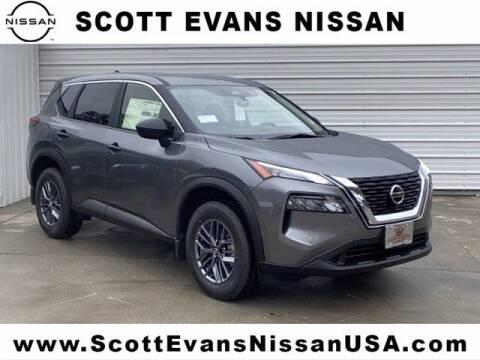2021 Nissan Rogue for sale at Scott Evans Nissan in Carrollton GA
