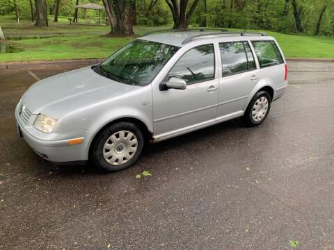 2004 Volkswagen Jetta for sale at Major Motors Automotive Group LLC in Ramsey MN