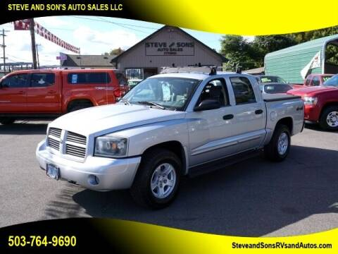 2006 Dodge Dakota for sale at Steve & Sons Auto Sales in Happy Valley OR