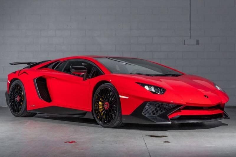 2017 Lamborghini Aventador for sale in Birmingham, MI