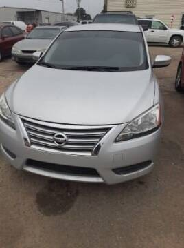 2015 Nissan Sentra for sale at Potter Motors Conway in Conway AR