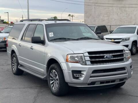 2017 Ford Expedition EL for sale at Curry's Cars Powered by Autohouse - Brown & Brown Wholesale in Mesa AZ