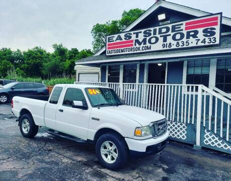 2006 Ford Ranger for sale at EASTSIDE MOTORS in Tulsa OK