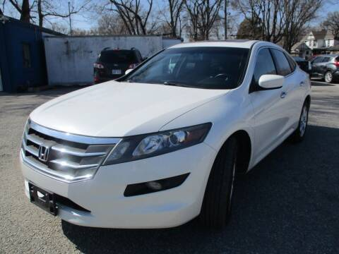 2012 Honda Crosstour for sale at Dons Carz in Topeka KS
