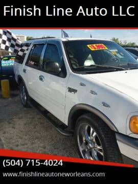 2000 Ford Expedition for sale at Finish Line Auto LLC in Luling LA