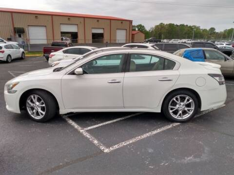 2013 Nissan Maxima for sale at AFFORDABLE DISCOUNT AUTO in Humboldt TN