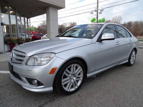 2008 Mercedes-Benz C-Class for sale at KING RICHARDS AUTO CENTER in East Providence RI