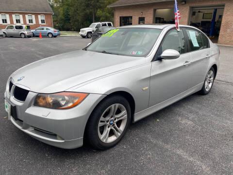 2008 BMW 3 Series for sale at McNamara Auto Sales - Hanover Lot in Hanover PA