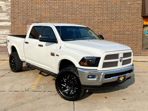 2012 RAM Ram Pickup 2500 for sale at Effect Auto Center in Omaha NE