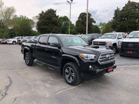 2017 Toyota Tacoma for sale at WILLIAMS AUTO SALES in Green Bay WI