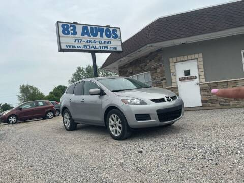 2008 Mazda CX-7 for sale at 83 Autos in York PA