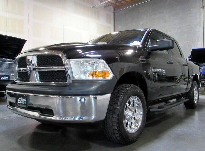 2011 RAM Ram Pickup 1500 for sale at Platinum Motors in Portland OR