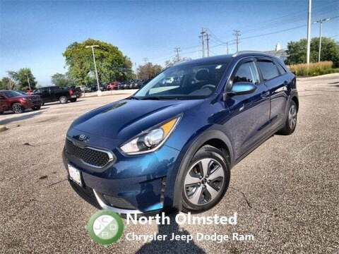 2017 Kia Niro for sale at North Olmsted Chrysler Jeep Dodge Ram in North Olmsted OH