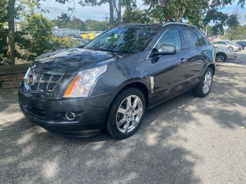 2010 Cadillac SRX for sale at ANDONI AUTO SALES in Worcester MA