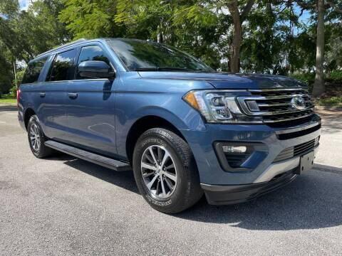 2019 Ford Expedition MAX for sale at DELRAY AUTO MALL in Delray Beach FL