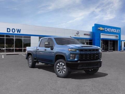 2022 Chevrolet Silverado 2500HD for sale at DOW AUTOPLEX in Mineola TX