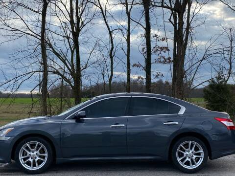 2009 Nissan Maxima for sale at RAYBURN MOTORS in Murray KY