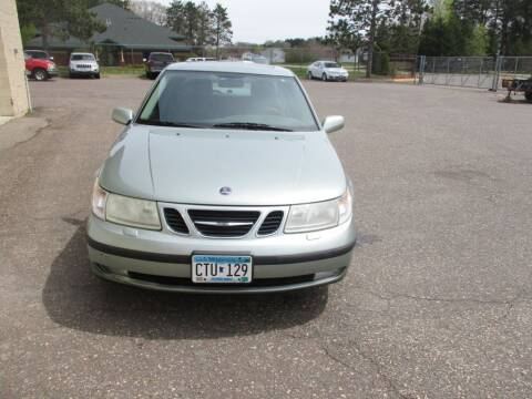 2002 Saab 9-5 for sale at Route 65 Sales & Classics LLC in Ham Lake MN