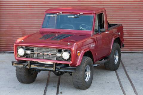 1968 Ford Bronco for sale at Sierra Classics & Imports in Reno NV