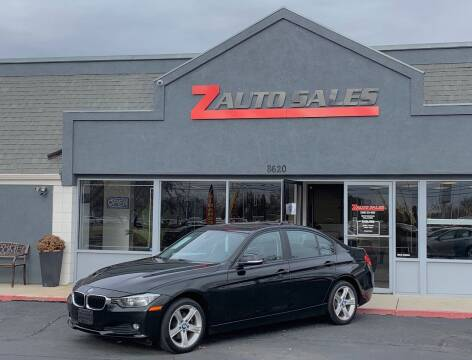 2014 BMW 3 Series for sale at Z Auto Sales in Boise ID
