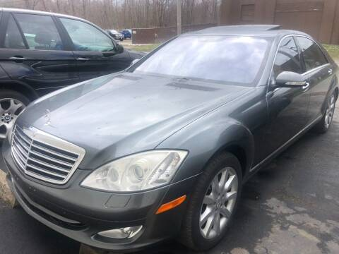 2007 Mercedes-Benz S-Class for sale at Maroun's Motors, Inc in Boardman OH