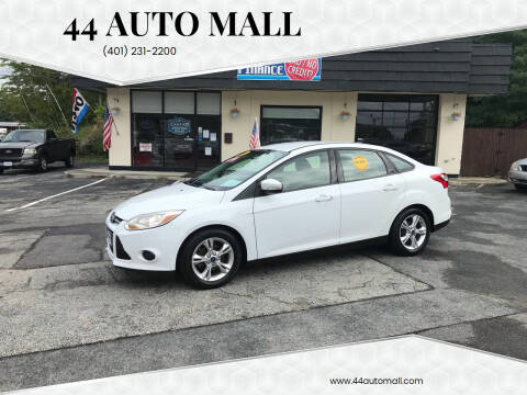 2014 Ford Focus for sale at 44 Auto Mall in Smithfield RI
