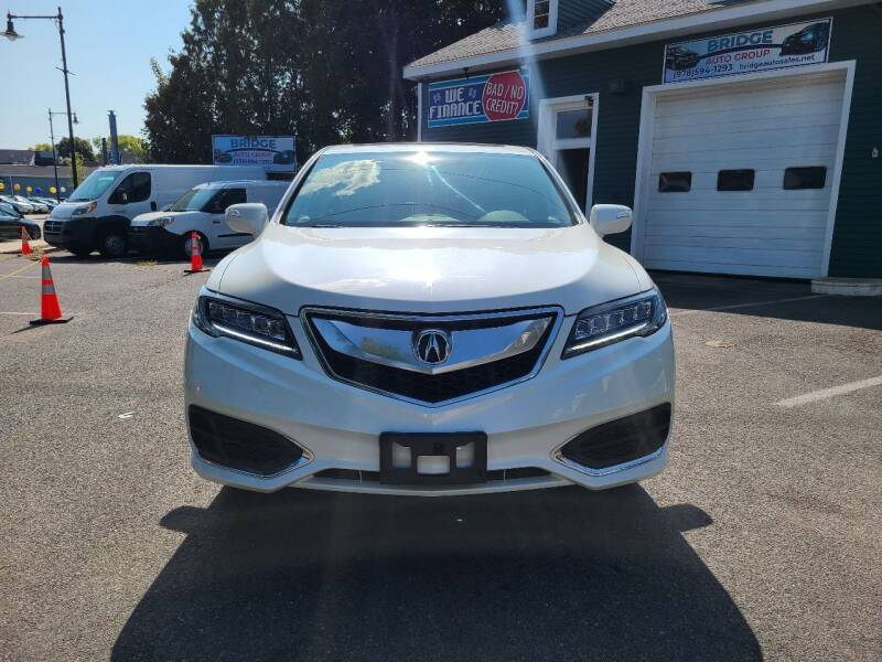 2017 Acura RDX for sale at Bridge Auto Group Corp in Salem MA
