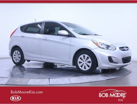 2015 Hyundai Accent for sale at Bob Moore Kia in Oklahoma City OK