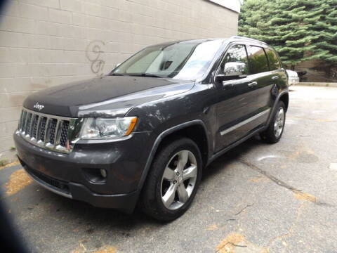 2011 Jeep Grand Cherokee for sale at Wayland Automotive in Wayland MA