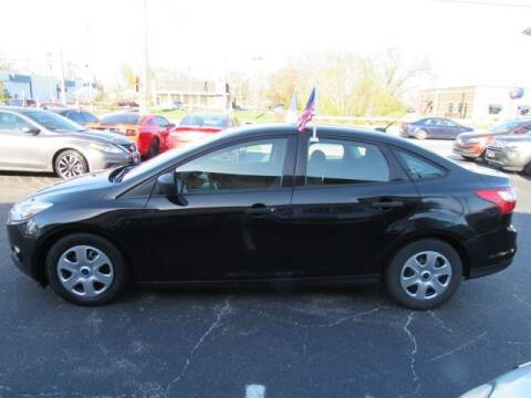 2013 Ford Focus for sale at Cardinal Motors in Fairfield OH