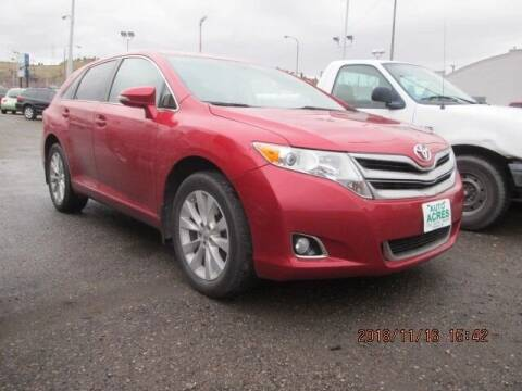 2013 Toyota Venza for sale at Auto Acres in Billings MT