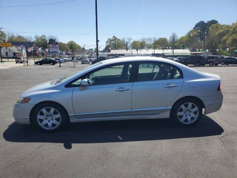 2006 Honda Civic for sale at A-1 Auto Sales in Anderson SC
