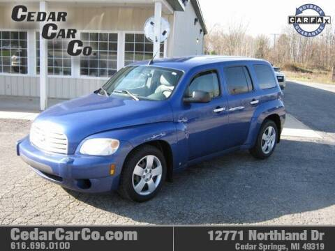 2006 Chevrolet HHR for sale at Cedar Car Co in Cedar Springs MI
