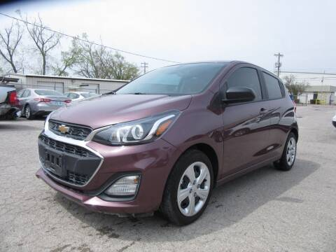 2020 Chevrolet Spark for sale at Grays Used Cars in Oklahoma City OK