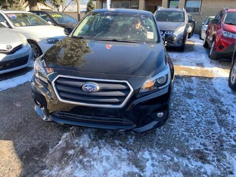 2016 Subaru Legacy for sale at NORTH CHICAGO MOTORS INC in North Chicago IL