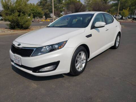 2013 Kia Optima for sale at Matador Motors in Sacramento CA