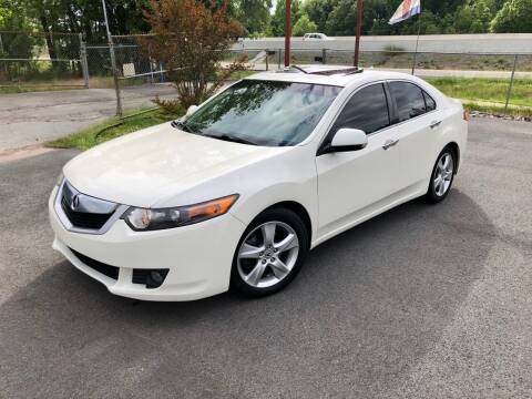 2010 Acura TSX for sale at Access Auto in Cabot AR