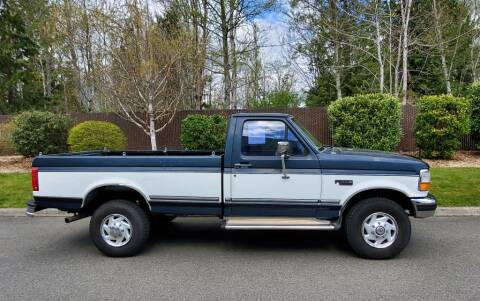 1996 Ford F-250 for sale at Money Man Pawn (Auto Division) in Black Diamond WA