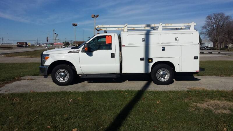 2015 Ford F-350 Super Duty for sale at Caudle Motors in Forsyth IL