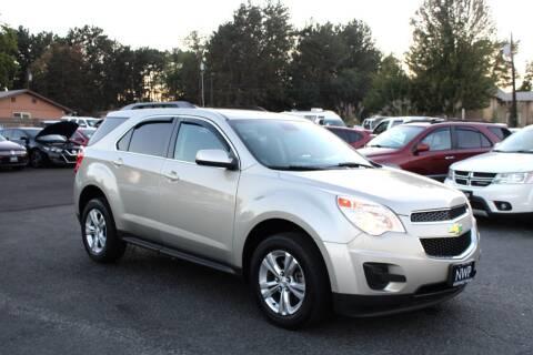 2014 Chevrolet Equinox for sale at Northwest Premier Auto Sales in West Richland WA