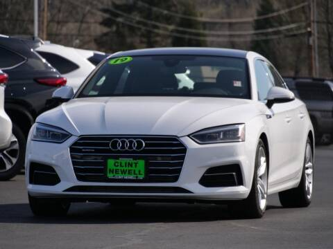 2019 Audi A5 Sportback for sale at CLINT NEWELL USED CARS in Roseburg OR