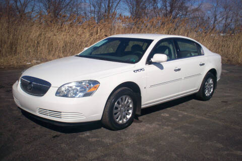 2006 Buick Lucerne for sale at Action Auto Wholesale - 30521 Euclid Ave. in Willowick OH
