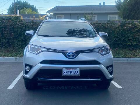 2016 Toyota RAV4 Hybrid for sale at CARFORNIA SOLUTIONS in Hayward CA