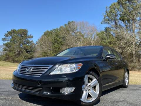 2010 Lexus LS 460 for sale at Global Pre-Owned in Fayetteville GA